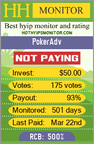 hothyipsmonitor.com - hyip poker adv