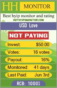 hothyipsmonitor.com - hyip usd love