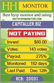 Hot HYIPs Monitor